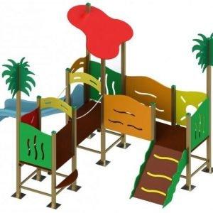 Детски комбинирани съоръжения 0 - 3 години