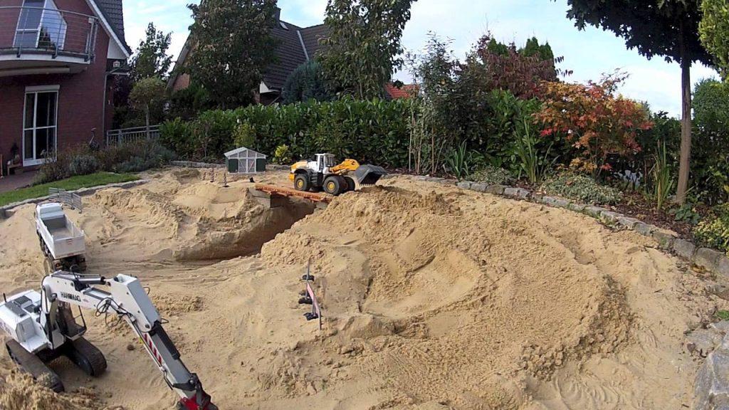 Изкопи и насипи