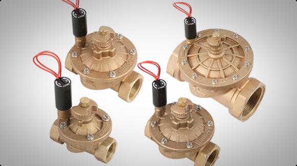 Hunter - Електромагнитни клапани модел IBV