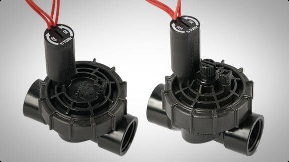 Hunter - Електромагнитни клапани модел PGV-JAR-TOP