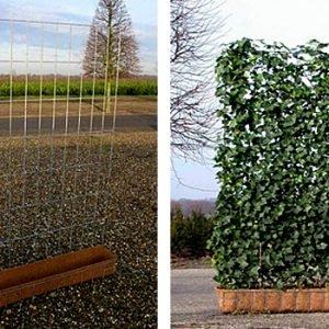 Система Green Screen, вертикално озеленяване