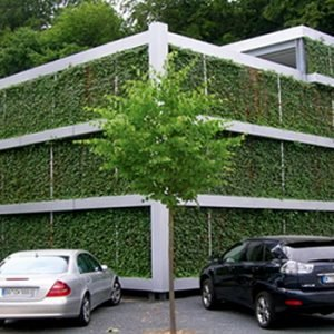 Система Wall Planter за вертикално озеленяване