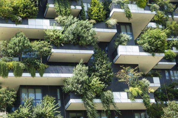 зелените сгради
